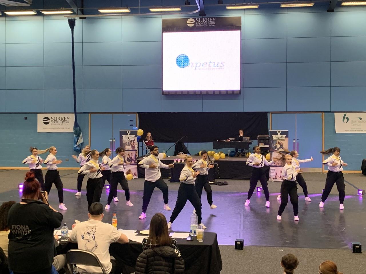 Surrey University Dance Squad